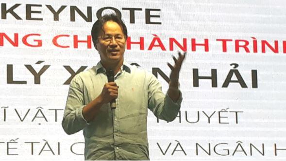 doanh nhân Lý Xuân Hải