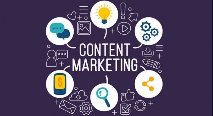 học content marketing