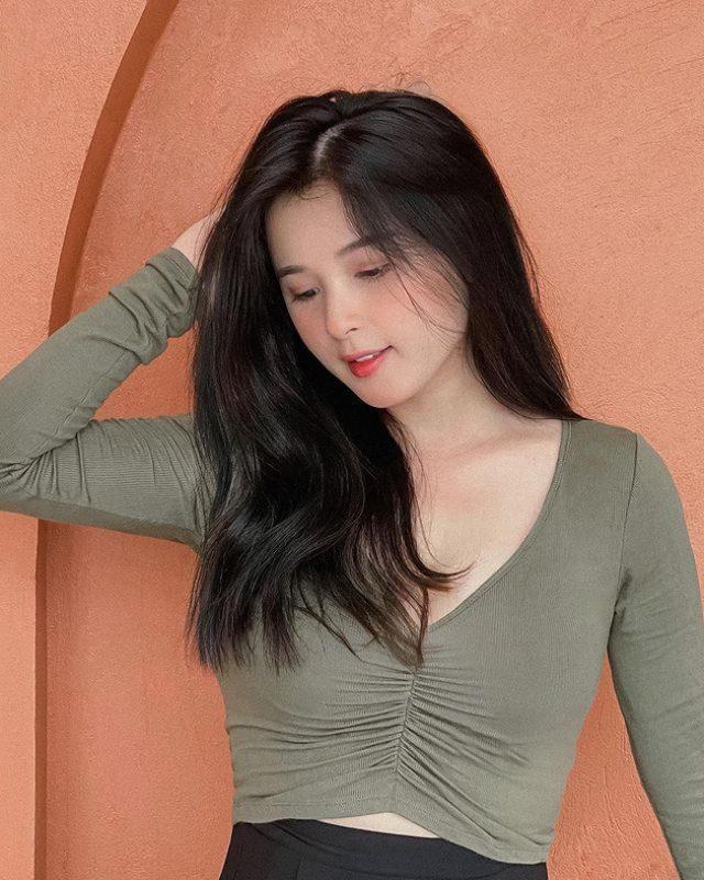 Hot girl dân tộc Tày Hương Thảo