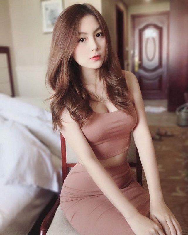 hot girl Trân Trần