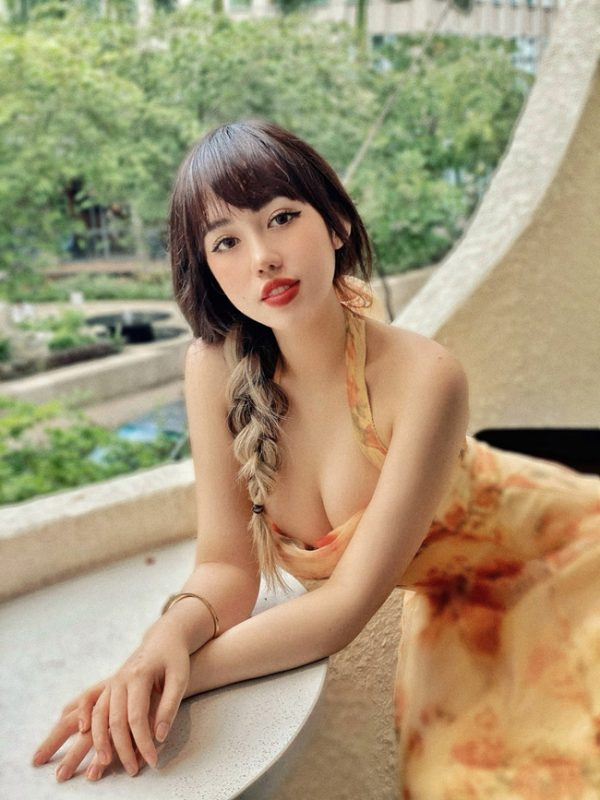 hot girl Đồng Nai Lê Trúc Quỳnh