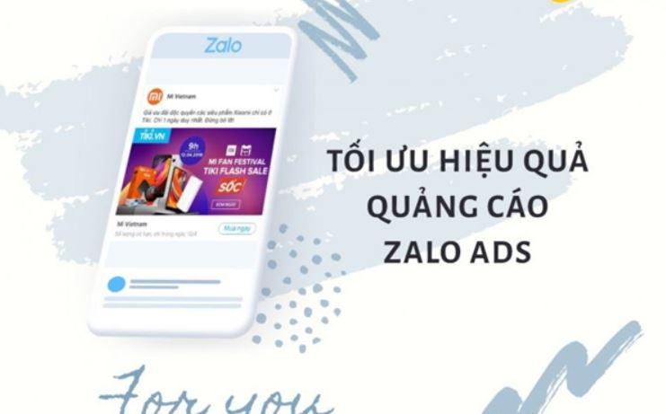 kinh nghiệm quảng cáo Zalo